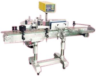 Другое оборудование для производства напитков: Этикетировочный автомат.
